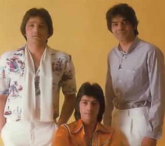 Los Chichos 1982 promoción de su disco Ni tú ni yo