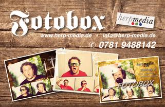 Die Fotobox von www.herp-media.de
