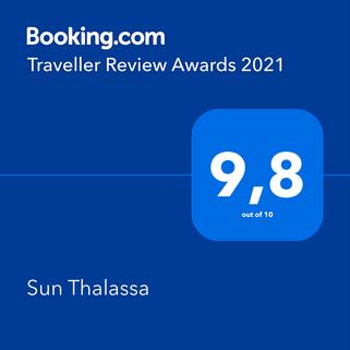 Κριτικές για το Sun Thalassa στην Παραλία Φωλιάς Καβάλας