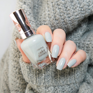 Sally Hansen • Namas-Grey • Color Therapy Collection, No. 112