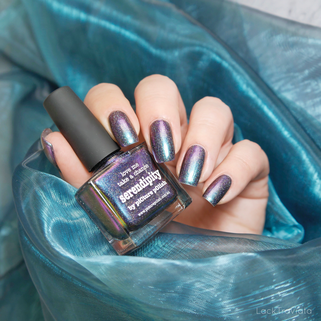 piCture pOlish • serendipity • Linear Holographic Collection Summer 2018