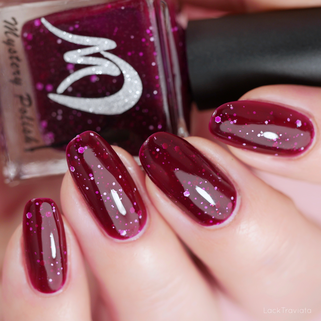 Mystery Polish • REBECCA • Exclusive Release July 2020