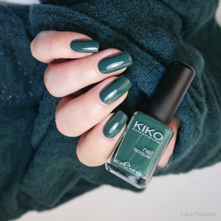 KIKO Milano • 347 Dark Green