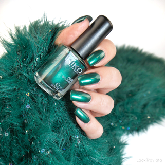 KIKO • 535 Metallic British Green
