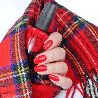 OPI • Red Heads Ahead (NL U13) • Scotland Collection (fall/winter 2019)