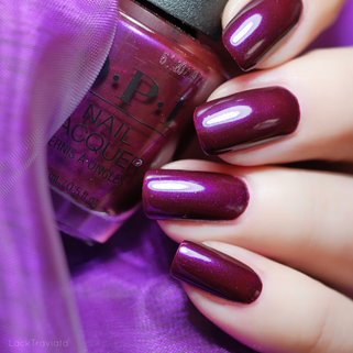 OPI •  And the Raven Cried Give Me More (SR J22) • OPI Lisbon Collection Spring 2018  (Ulta exclusive shade)