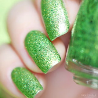 China Glaze • Grinchworthy (84326) •  The Grinch Holiday Collection 2018