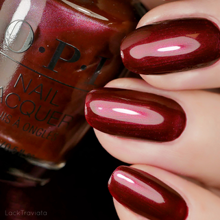 OPI • Dressed to the Wines (HR M04) • Shine Bright Collection (Holiday 2020)