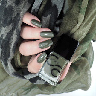 CATRICE • My Heart Beats Green Right Now (84) • ICONails (summer 2019)