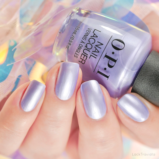 OPI • Just a Hint of Pearl-ple (NL E97) • Neo Pearl Collection (spring/summer 2020)