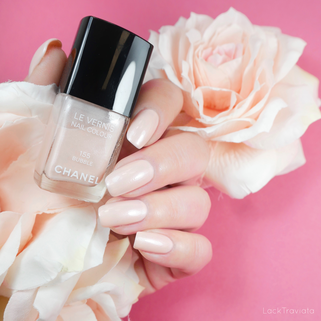 CHANEL • BUBBLE 155 • LE VERNIS NAIL COLOUR (made in France) • summer 2004