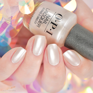 OPI • Shellabrate Good Times! (NL E94) • Neo Pearl Collection (spring/summer 2020)
