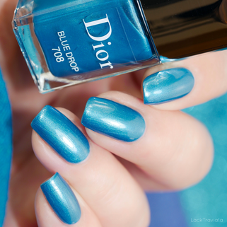 Dior • BLUE DROP 708 • Dior Wild Earth Collection • Summer 2019