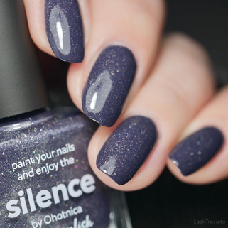 picture polish • silence (Collaboration shades - by @ohotnica)