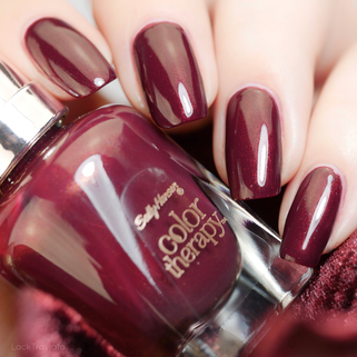 Sally Hansen • Wine Therapy 372 • color therapy Collection