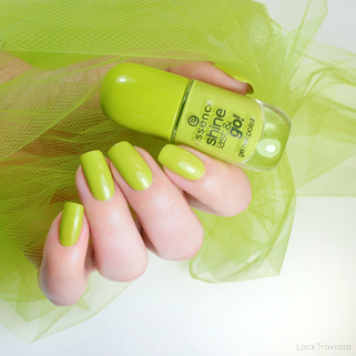essence • forget the rules (47) • shine last & go! gel nail polish