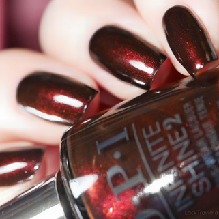 OPI • Black to Reality (HR K27) • The Nutcracker and the Four Realms Holiday Collection 2018