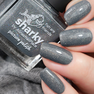 picture polish • sharky • Collaborations Shades 2019