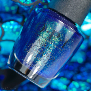 OPI • Nessie Plays Hide & Sea-k (NL U19) • Scotland Collection (fall/winter 2019)