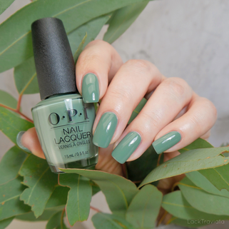 OPI • Ayahuasca Made Me Do It (NL P46) • Perú Collection fall 2018 (Ulta-Beauty exclusive)
