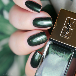 YSL Yves Saint Laurent • VERT LUXURIANT (VERT DÉCADENT) 114 • Luxuriant Haven Collection • Summer 2019