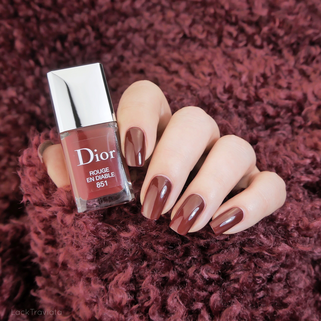Dior • ROUGE EN DIABLE 851 • Dior en Diable Collection • Fall 2018