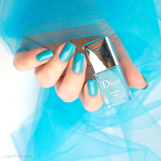 Dior • SPLASH 404 • Dior Cool Wave Collection • Summer 2018