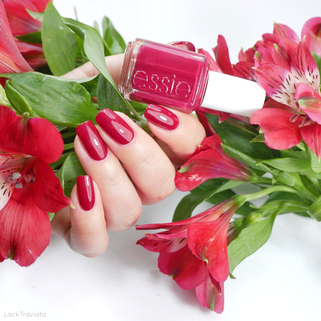 essie • size matters (US 771) • Cocktail Bling Collection (winter 2011)