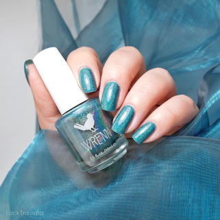 WRENN POLISH • Mermaid in a Bottle