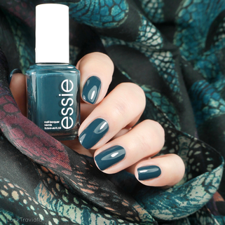 essie • in plane view (US 728) • Flying Solo Collection (spring 2020)