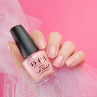 OPI • Passion (NL H19) • Soft Shades Collection