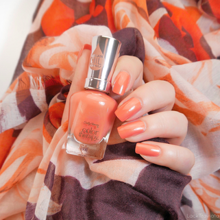 Sally Hansen • Soak at Sunset 300 • color therapy Collection