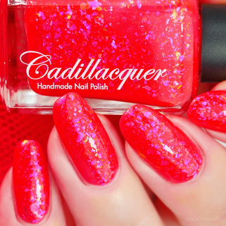 Cadillacquer • Don't Quit (Summer Flakies Collection 2020)