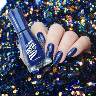 Sally Hansen • Midnight Drive (493) • Insta-Dri Collection (spring 2018)