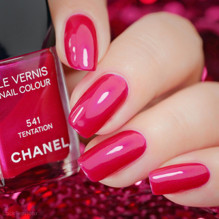 CHANEL • TENTATION 541 • Les Roses Ultimes de CHANEL Collection (summer 2012)