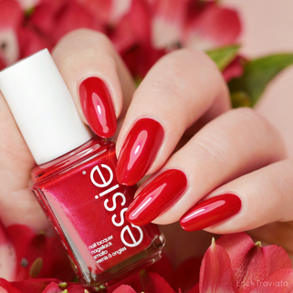 essie • pjammin' all night (EU 753) • Not Red-y for Bed Collection (winter 2020/21)