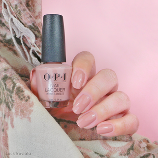 OPI • Edinburgh-er & Tatties (NL U23) • Scotland Collection (fall/winter 2019)