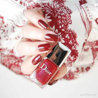 Dior • ICÔNE 862 •  Les Rouges Collection (fall 2011)