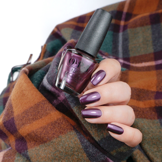 OPI • Boys Be Thistle-ing at Me (NL U17) • Scotland Collection (fall/winter 2019)