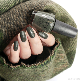 OPI • Things I've Seen in Aber-green (NL U15) • Scotland Collection (fall 2019)