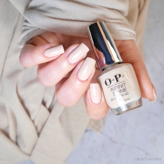 OPI • Tiramisu For Two (ISL V28) • Infinite Shine