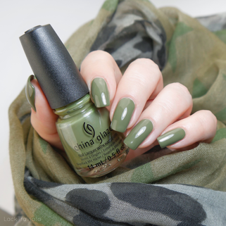 China Glaze • Central Parka (84292) • Ready to Wear Collection • Fall 2018