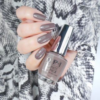 OPI • Set in Stone (ISL L24) • Infinite Shine