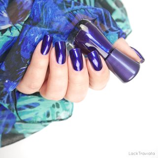 essence • midnight sky •  the gel nailpolish Collection, No. 103