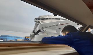 Führung durch den Hafen von Venedig und der Werft