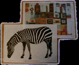 Fotodruck eigenes Foto auf japanischem Reispapier als Bild