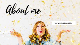 Bild: Startseite Kreativblog DIY Blog Partystories // Über Bloggerin Stephanie Vennemann