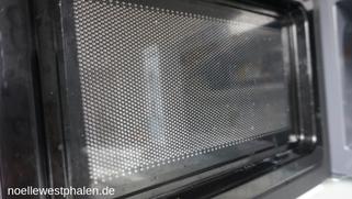 Mikrowelle sauber machen reinigunng reinigen putzen dreckig verschmutzt