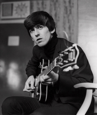 George Harrison, Foto: AP