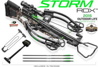 Armbrust HORTON Storm RDX Dedd Sled 50
